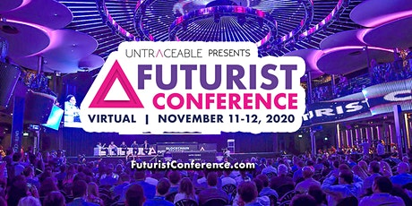 Futurist Conference 2020: FREE Blockchain & Innovation Virtual Event tickets