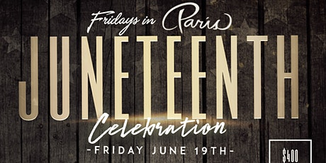 Fridays In Paris tickets