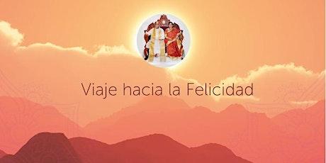 Viaje hacia la Felicidad !!! Curso de 1 día Online ( Barcelona ) SABADO 2x1 entradas