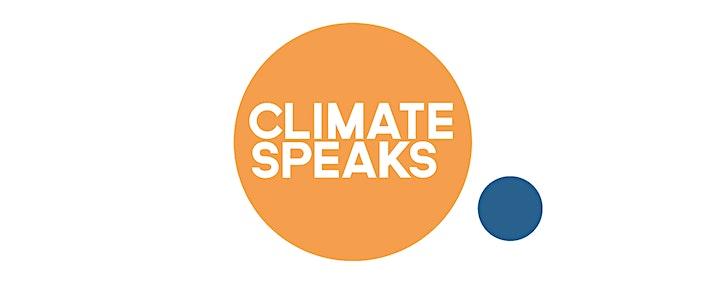 Climate Speaks 2020 Livestream Performances image