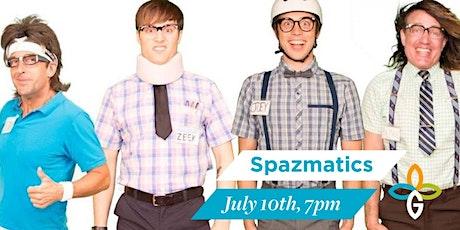 The Spazmatics tickets