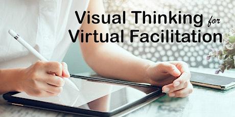 Visual Thinking for Virtual Facilitation tickets