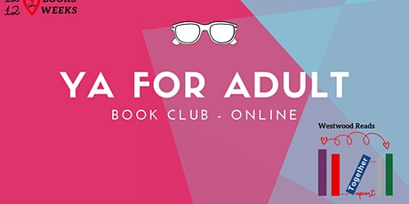 YA for Adult Bookclub: GENUINE FRAUD tickets