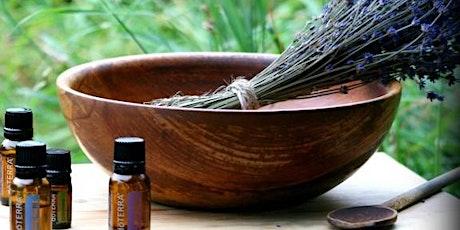 Essential Oils 4 Body Mind Soul Workshop Taste Smell Apply biglietti