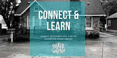 Foster Village Charlotte Connect & Learn tickets