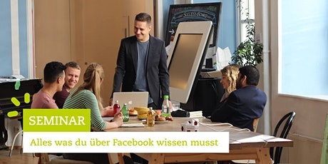 Facebook Marketing Seminar - Alles was du über Facebook wissen musst tickets