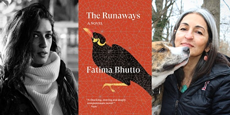 Fatima Bhutto with Susan Abulhawa: The Runaways tickets
