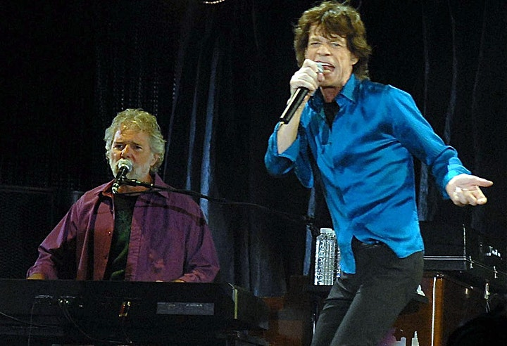 Masterclass with Chuck Leavell of the Rolling Stones image