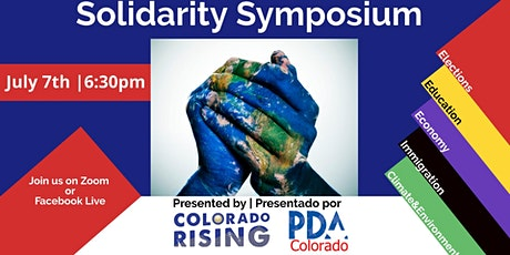 Solidarity Symposium Series: Climate, Health & Social Justice tickets