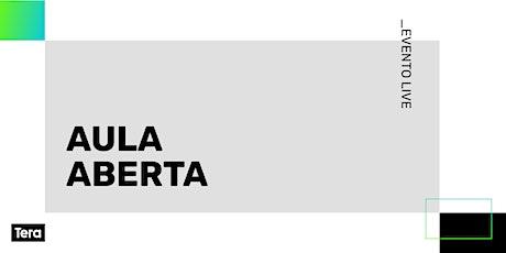 Aula Aberta| User Experience Design ingressos