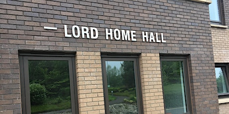 Lord Home Hall Room 201 - 230  - Move out slot tickets