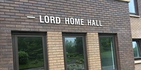 Lord Home Hall Room 231 - 260  - Move out slot tickets