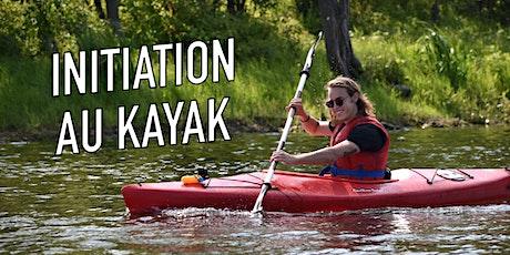 Initiation au kayak / Parc de la Rivière billets