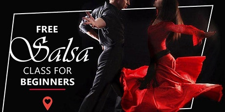Salsa with Paloma tickets