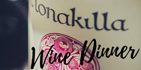 Clonakilla Wine Dinner tickets