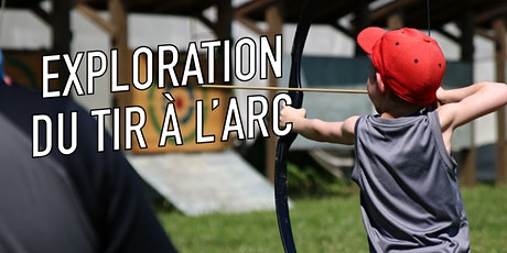 Exploration du tir à l'arc / Parc de la Rivière tickets
