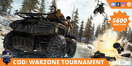 Paradise Gaming League: Call of Duty Warzone Tournament ($600 Prize Pool) entradas