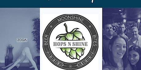 ZoGA Stretch N Sip @Hops N Shine tickets