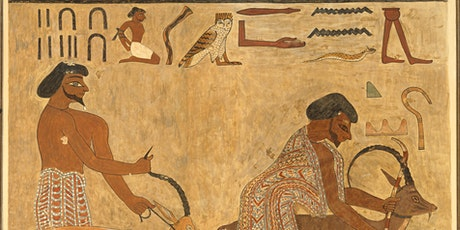 Zoom into Middle Kingdom Egypt: Lecture 5 - Egypt and the Outside World tickets