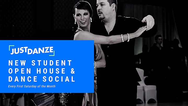FREE New Student Open House and Dance Social  image