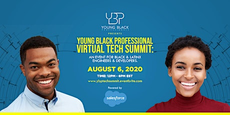 The YBP Virtual Tech Summit: Powered by Salesforce tickets