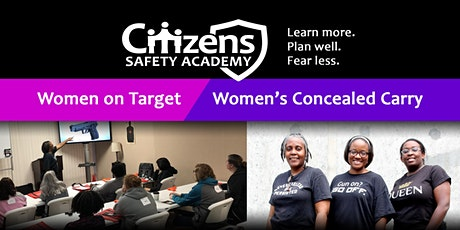 Women on Target / Women's Concealed Carry tickets