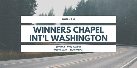 Special Services @ Winners Chapel Int'l Washington tickets