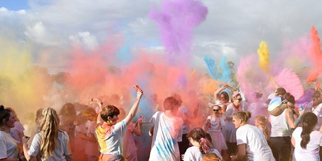 Feilding Colour Run 2020 tickets