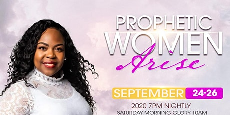 Prophetic Women Arise tickets