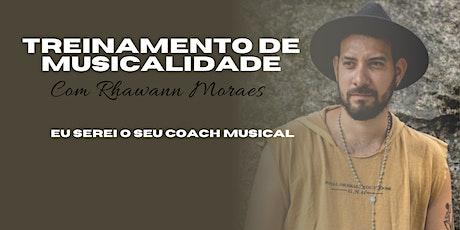 Treinamento de Musicalidade com Rhawann Moraes ingressos