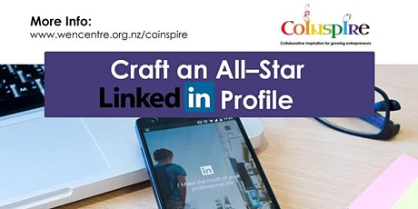 Craft an All-Star LinkedIn profile tickets