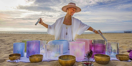 Sunset Sound Bath on Venice Beach tickets