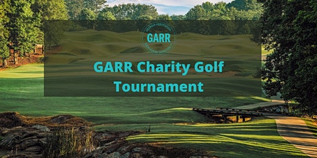 GARR Charity Golf Tournament tickets