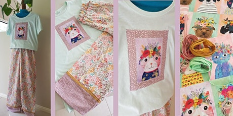 Cute and Cosy Pyjamas Workshop tickets