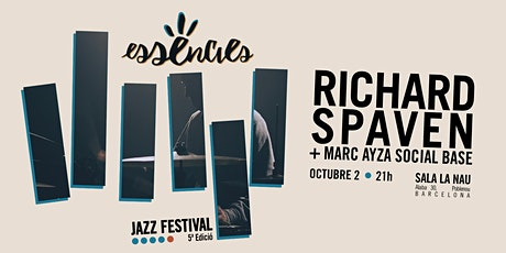 Richard Spaven Trío a Barcelona + Marc Ayza Social Base tickets