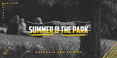 Summer @ The Park tickets