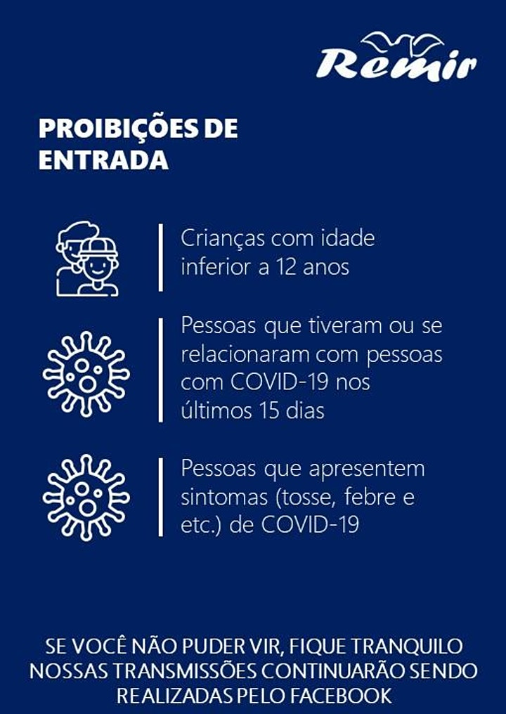 Imagem do evento CULTO DE CELEBRAÇÃO 07/03  - 16 HORAS