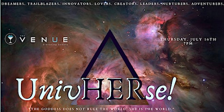 UnivHERse! | All Female Showcase and Social Event tickets