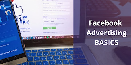 Facebook Advertising Training – The Basics tickets