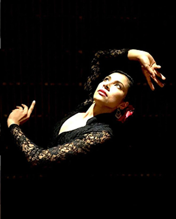 Introduction to Contemporary Flamenco:MainStreetCarFreeDay Online Workshop image