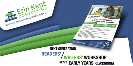 "Let's Play!: ""Next Generation"" R/W Workshop in the Early Years Classroom tickets"