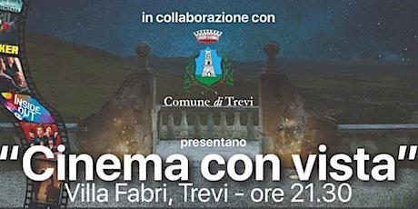 TREVI, VILLA FABRI - CINEMA CON VISTA biglietti