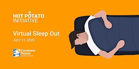 The Hot Potato Initiative Virtual Sleep Out tickets