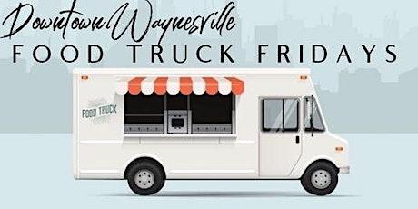 Food Truck Fridays in Waynesville, Ohio tickets