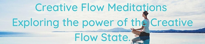 Creative Flow Dojo: DAILY Meditations - Attuning Body & Mind for Wellbeing image