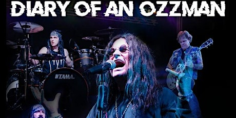 Diary of an Ozzman and Buster's 8th Anniversary Bash tickets
