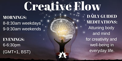 Creative+Flow+Dojo%3A+DAILY+Meditations+-+Attun