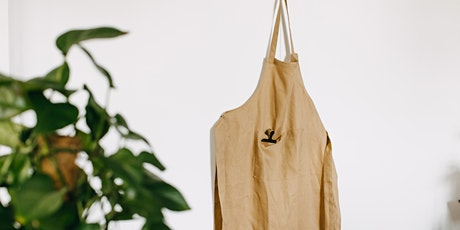 Not Yet Perfect - Beginner Sewing Workshop (Linen Apron) tickets