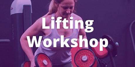 Lifting Workshop tickets
