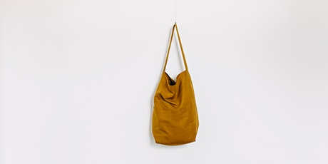 Not Yet Perfect - Beginner Sewing Workshop (Linen Tote Bag) tickets